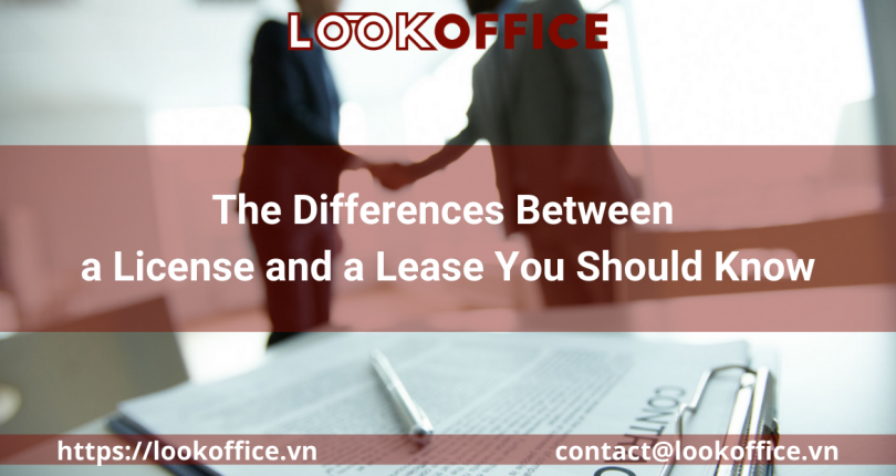The Differences Between a License and a Lease You Should Know