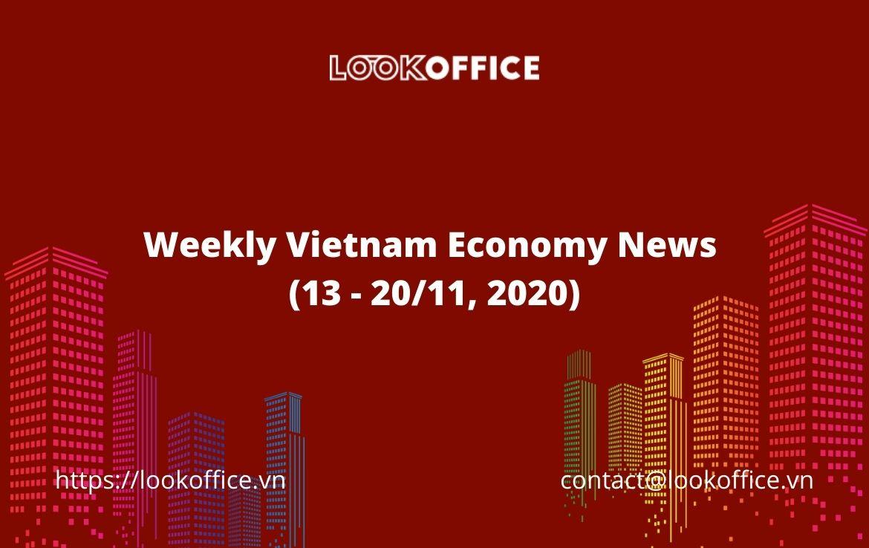 Weekly Vietnam Economy News (13 – 20/11, 2020)