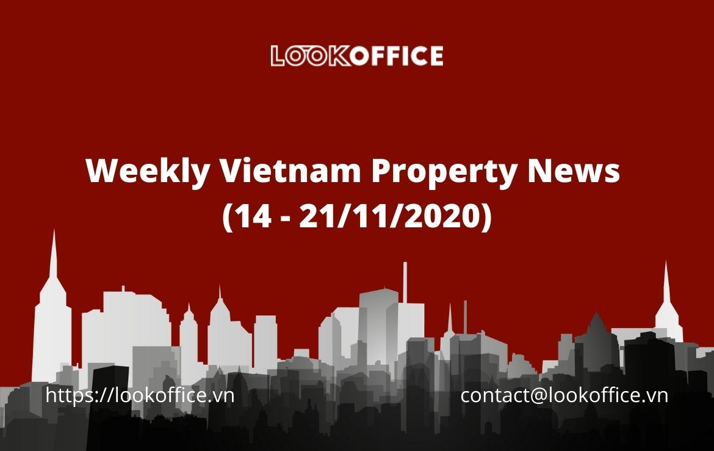 Weekly Vietnam Property News (14 – 21/11/2020)