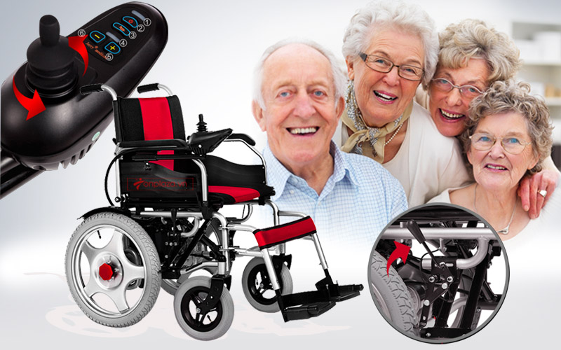 Find wheelchair manufacturers for the disabled