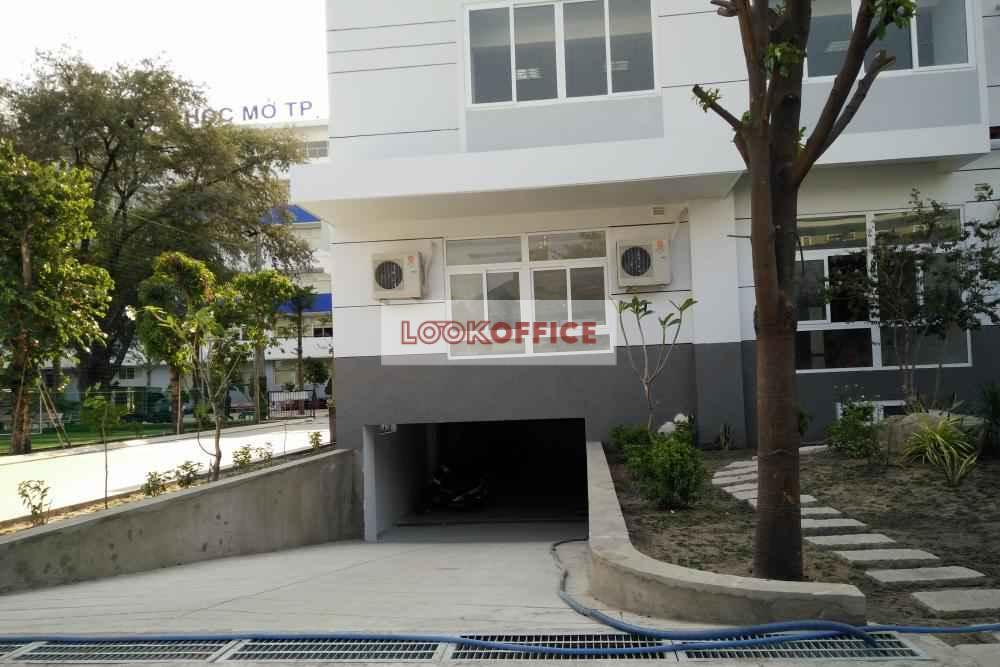 d-head building office for lease for rent in go vap ho chi minh