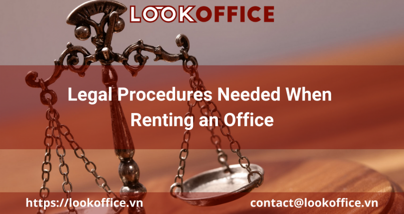 Legal Procedures Needed When Renting an Office