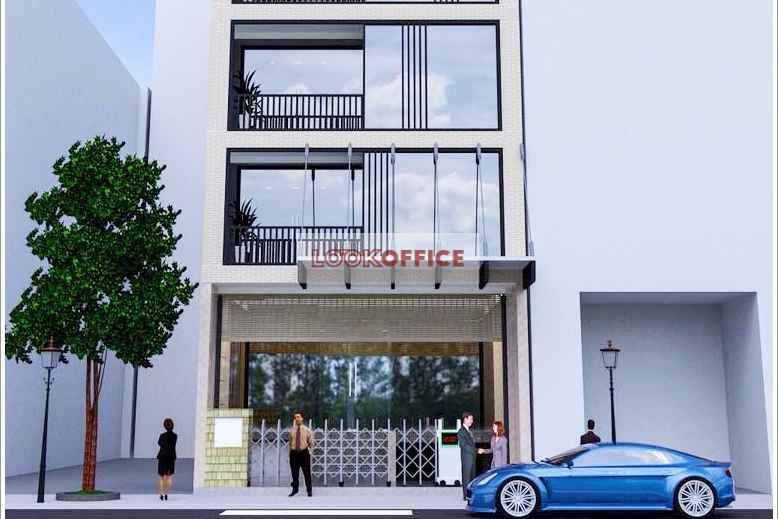 nguyen tuan building office for lease for rent in go vap ho chi minh