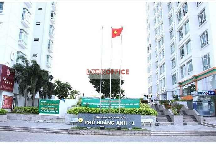 phu hoang anh office for lease for rent in nha be ho chi minh