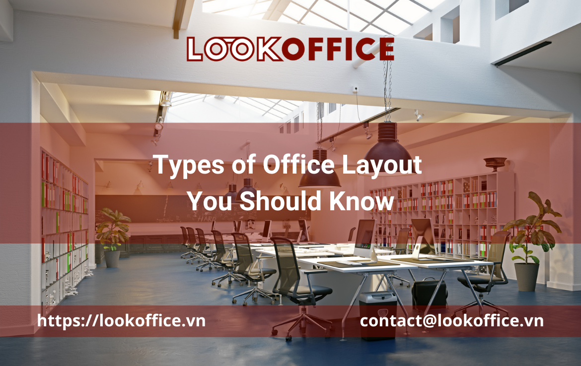 Types of Office Layout You Should Know