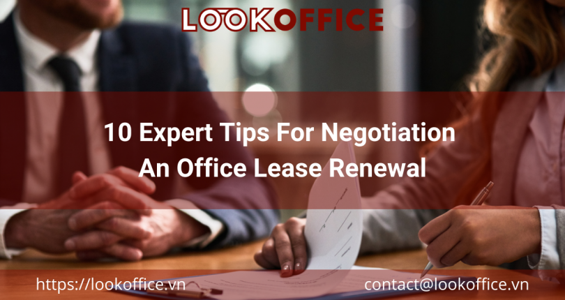 10 Expert Tips For Negotiation An Office Lease Renewal