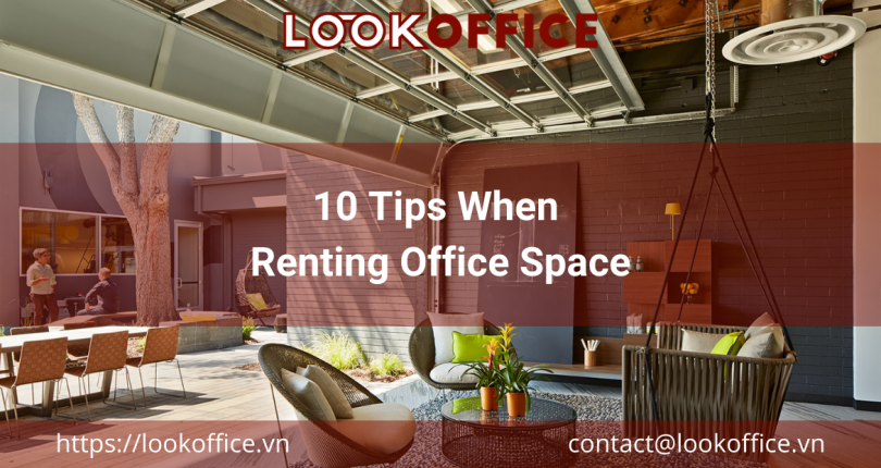 10 Tips When Renting Office Space