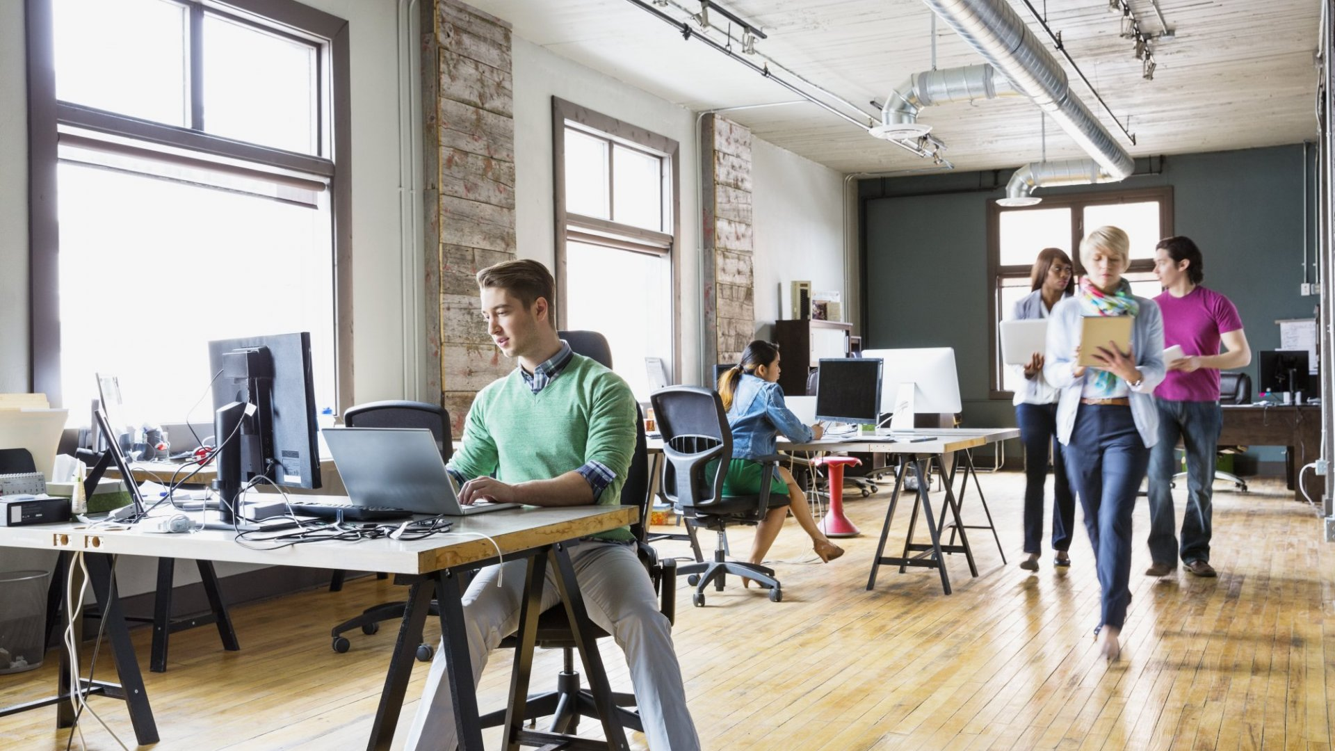 6. Make sure you don't end up with an awful landlord when renting an office space.