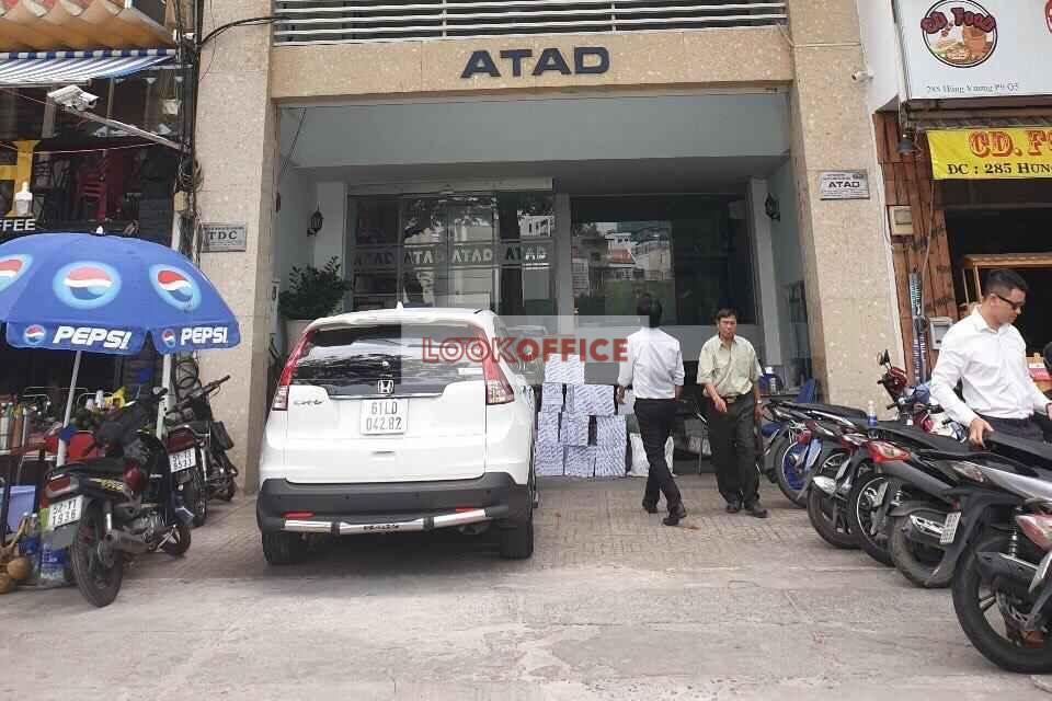 atad building office for lease for rent in district 5 ho chi minh