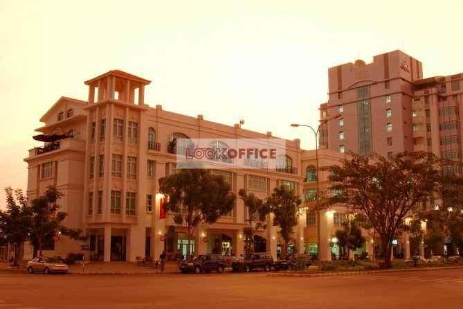 broadway office park office for lease for rent in district 7 ho chi minh