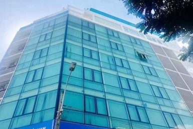 galaxy tower office for lease for rent in district 5 ho chi minh