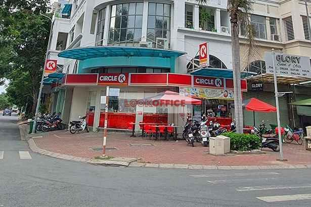green+ building office for lease for rent in district 7 ho chi minh
