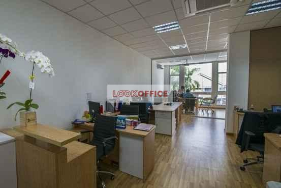 h&n building office for lease for rent in district 7 ho chi minh