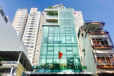 hoang xuan building office for lease for rent in district 5 ho chi minh