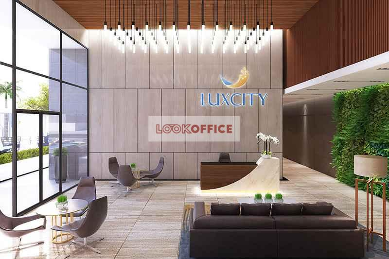 luxcity building office for lease for rent in district 7 ho chi minh