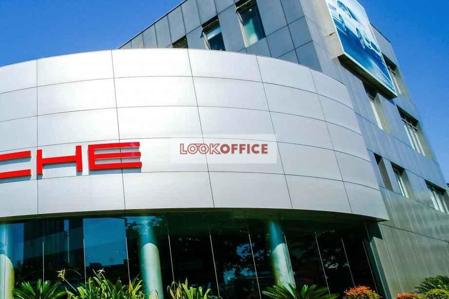 porsche center saigon office for lease for rent in district 7 ho chi minh