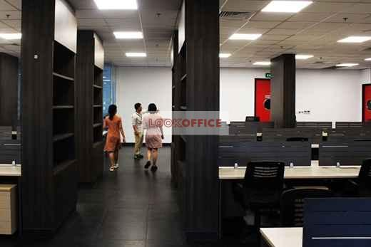 q industries building office for lease for rent in district 7 ho chi minh