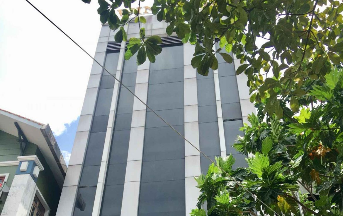 smart building office for lease for rent in district 7 ho chi minh