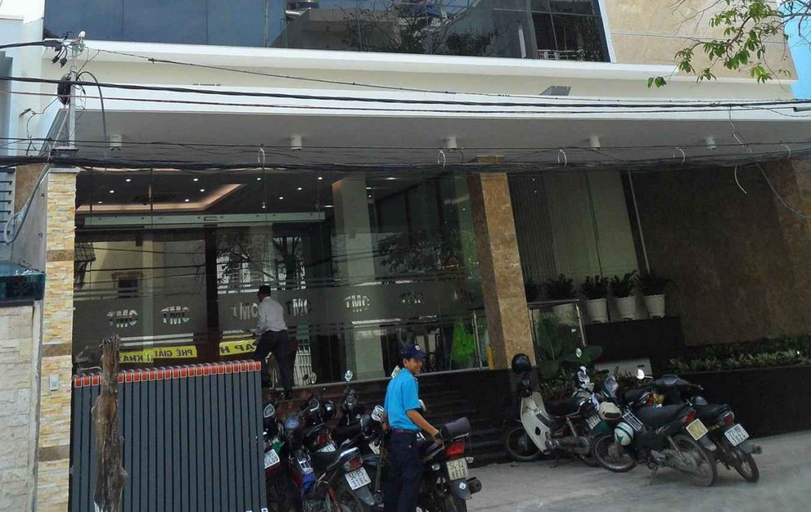 thamico building office for lease for rent in district 7 ho chi minh