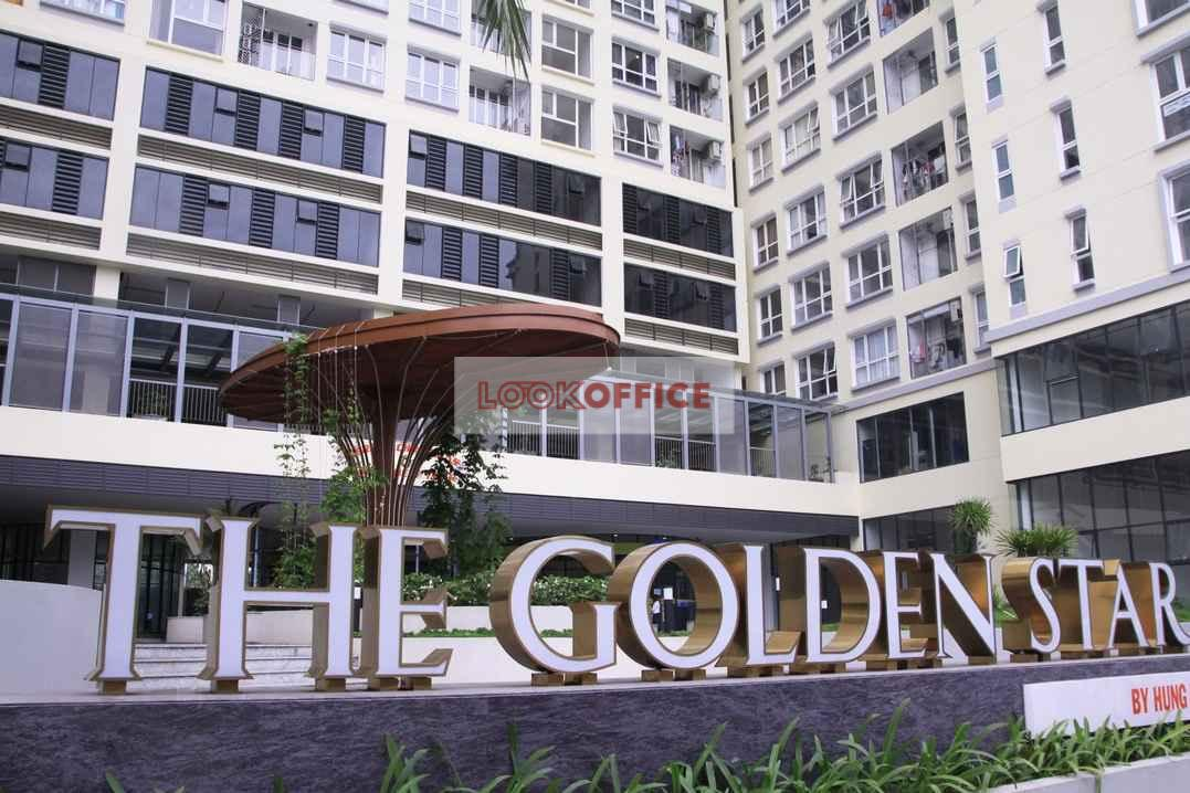 the golden star office for lease for rent in district 7 ho chi minh