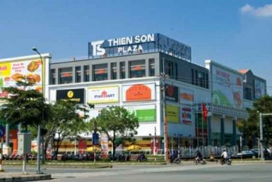 thien son plaza office for lease for rent in district 7 ho chi minh