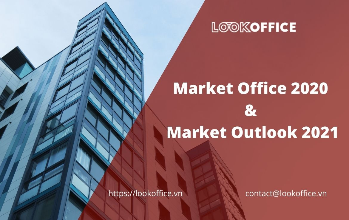Market Office for lease 2020 & Outlook 2021