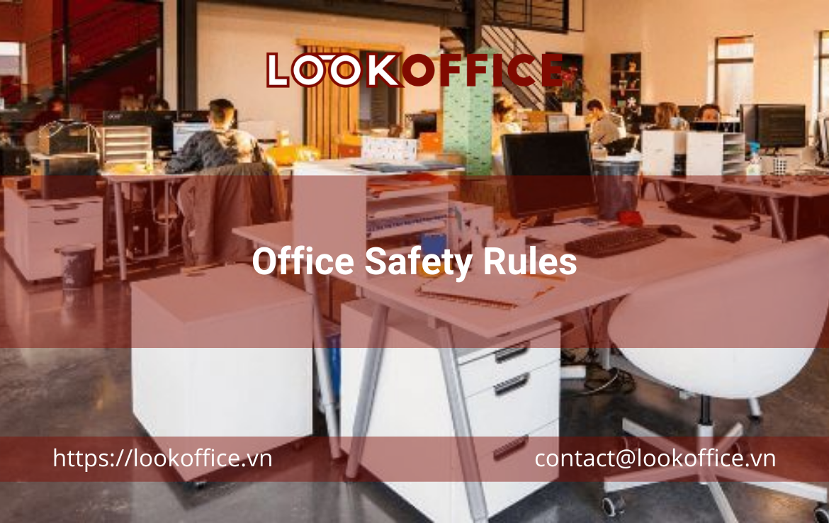 Office Safety Rules
