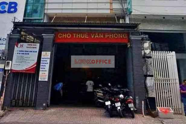 saturn building office for lease for rent in district 4 ho chi minh