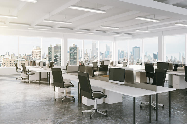 1. Office rental Costs