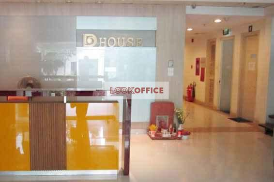d-house building office for lease for rent in district 3 ho chi minh