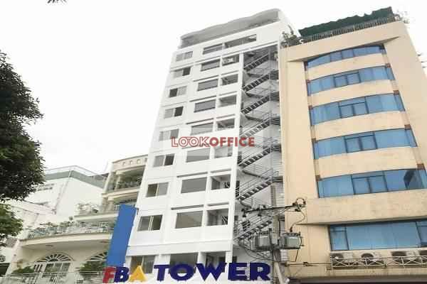 fba tower office for lease for rent in district 3 ho chi minh