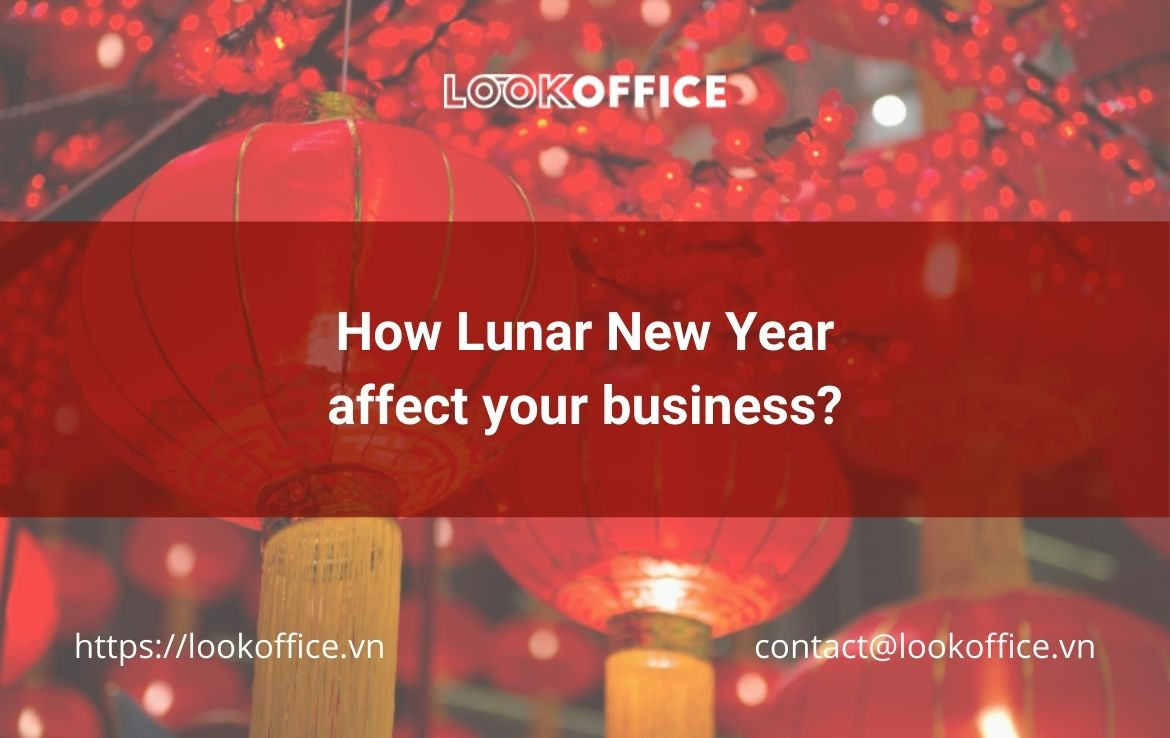 How Lunar New Year affect your business?