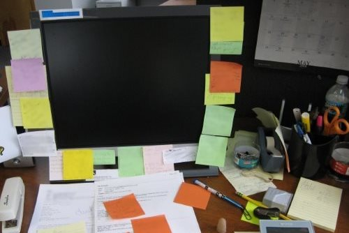 Types of Clutter When You Declutter Your Office