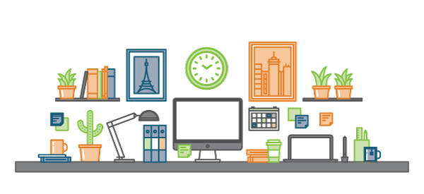 Efficiency Benefits of a Clean Office Space that You Need to Declutter it