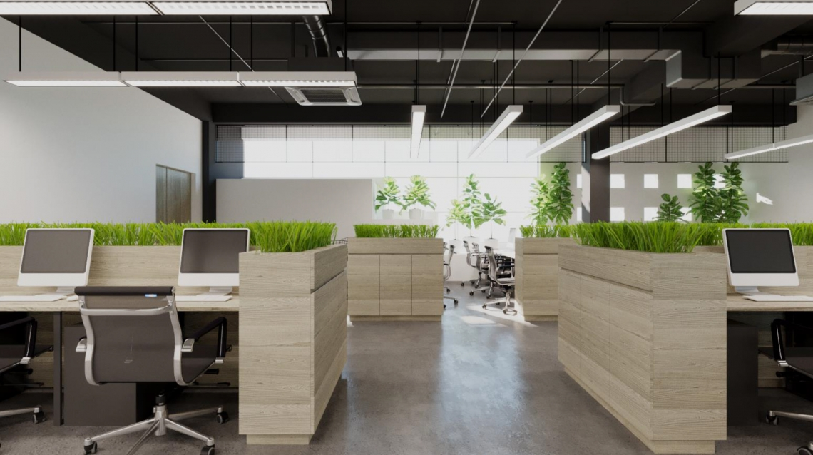 It's all about your image of office space