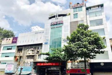 loc le building office for lease for rent in district 3 ho chi minh