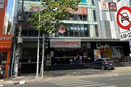 megags building office for lease for rent in district 3 ho chi minh