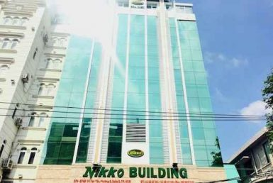 nikko building office for lease for rent in district 3 ho chi minh