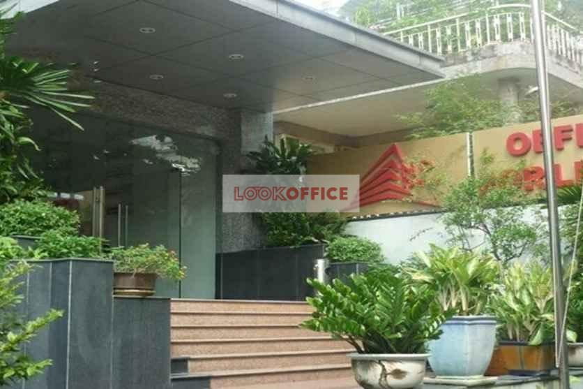 np tower office for lease for rent in district 3 ho chi minh