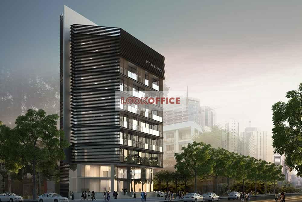 pt building office for lease for rent in district 3 ho chi minh