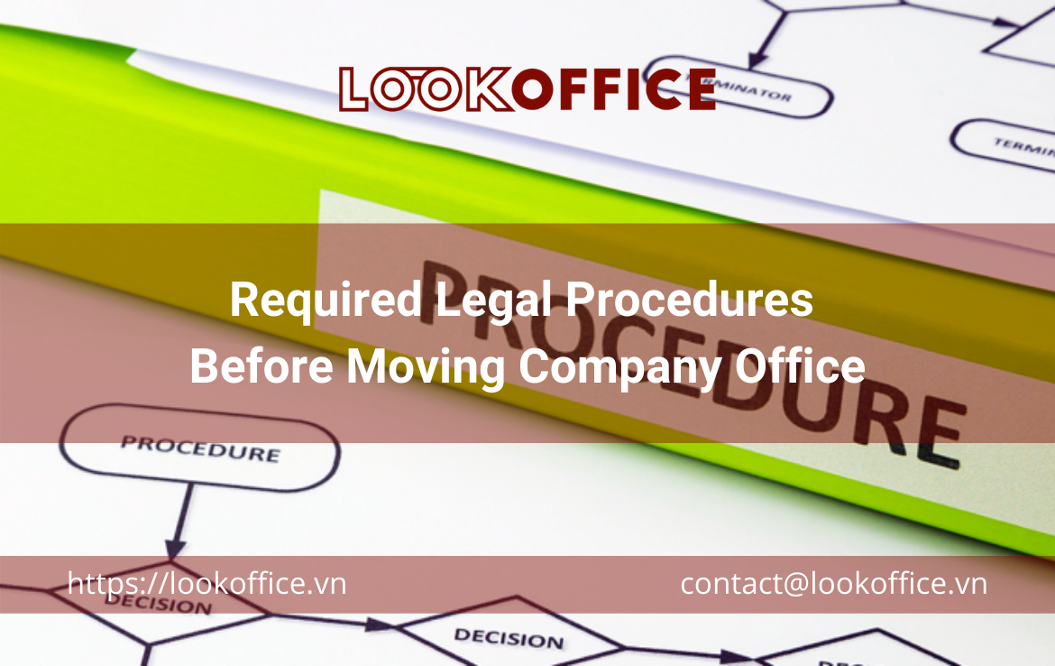 Required Legal Procedures Before Moving Company Office