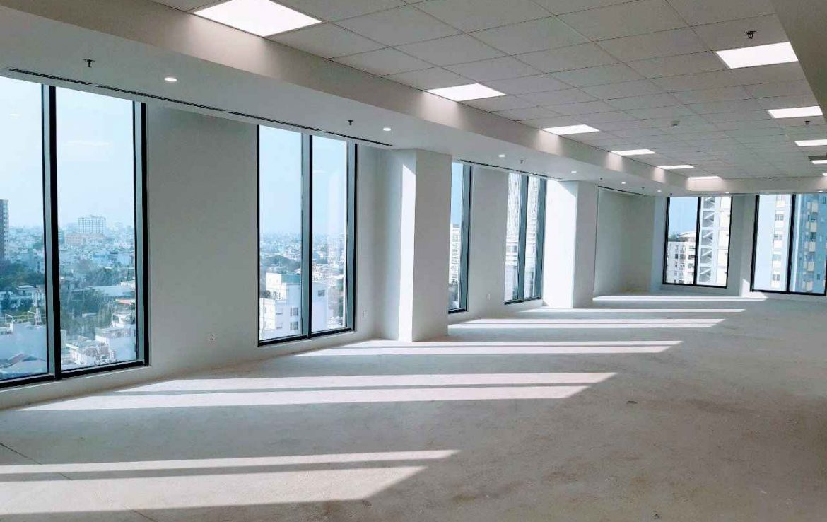 saigon view office for lease for rent in binh thanh ho chi minh