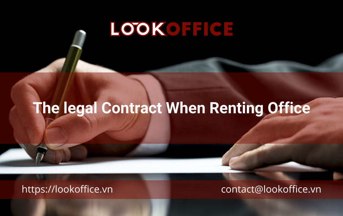 The legal Contract When Renting Office