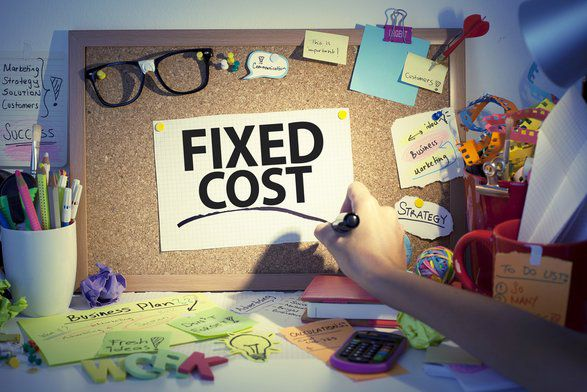1. Fixed cost in office Expenses: