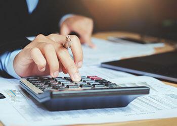 3. Unusual expenses: