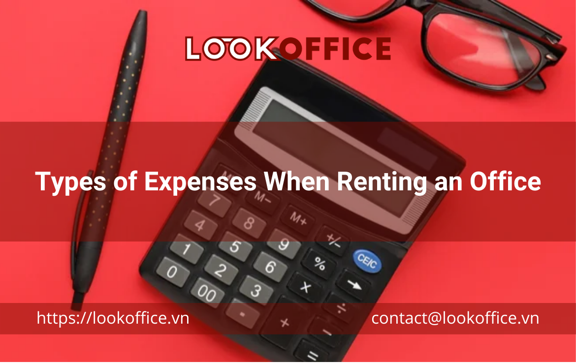 Types of Expenses When Renting an Office