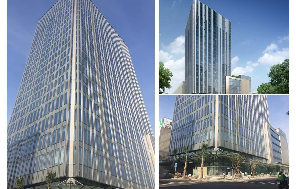 Highlights of the office for lease in District 7
