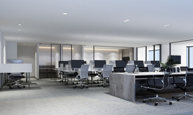 1. CHARACTERISTICS OF GROSS AREA WHEN RENTING OFFICES