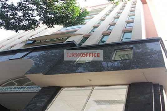saigon ingot building office for lease for rent in district 3 ho chi minh