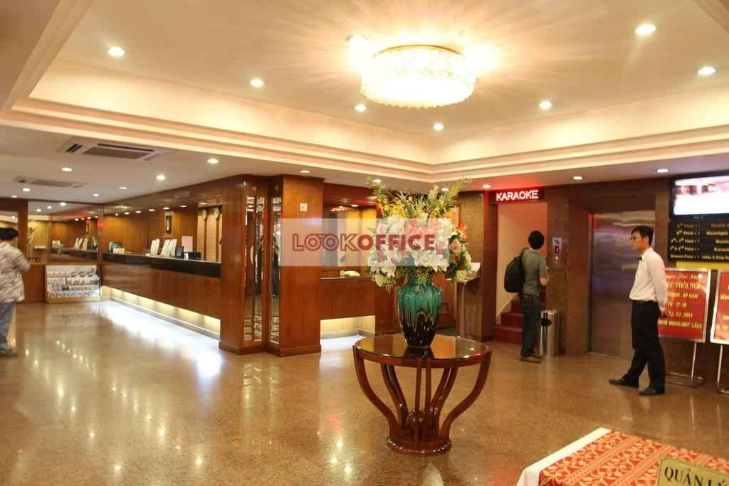 saigon star office for lease for rent in district 3 ho chi minh